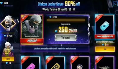 Jumpa lagi dengan kami di game Free Fire Trik Diskon 90% Mystery Shop Free Fire Sekarang