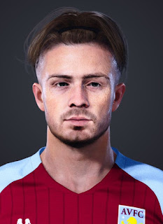 PES 2021 Faces Jack Grealish by Epic Faces