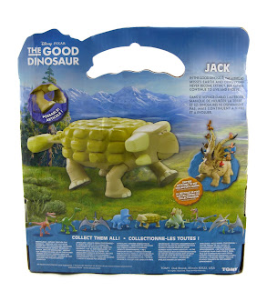 the good dinosaur tomy jack large figure