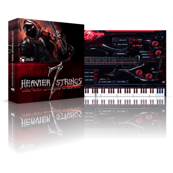 Three-Body Tech - Heavier7Strings v1.5.4 Full version