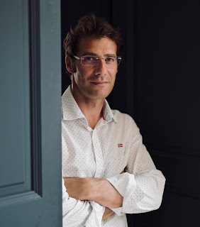 Architect Alexandre Lafourcade is an expert in historic renovation and restoration