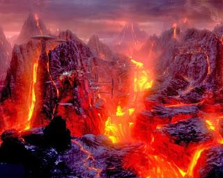 7 Nama Neraka dan Ngerinya Azab di Dalamnya