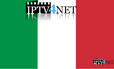 Download IPTV Italy m3u Playlist Free Links Server
