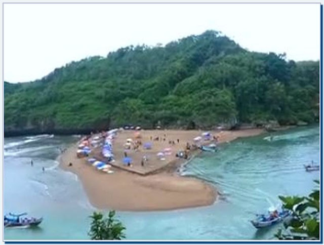 Tiket Masuk Pantai Baron Jogjakarta