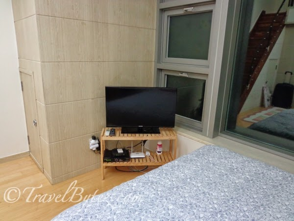 Owl house@Gyeongbokgung (a.k.a. Sui's Loft #3)