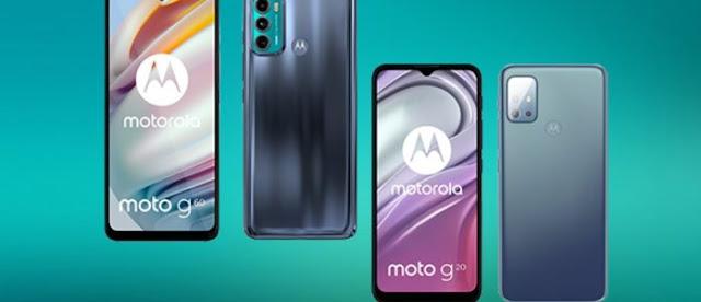 MOTOROLA ستعلن قريبا عن هاتفها الجديد MOTO G60