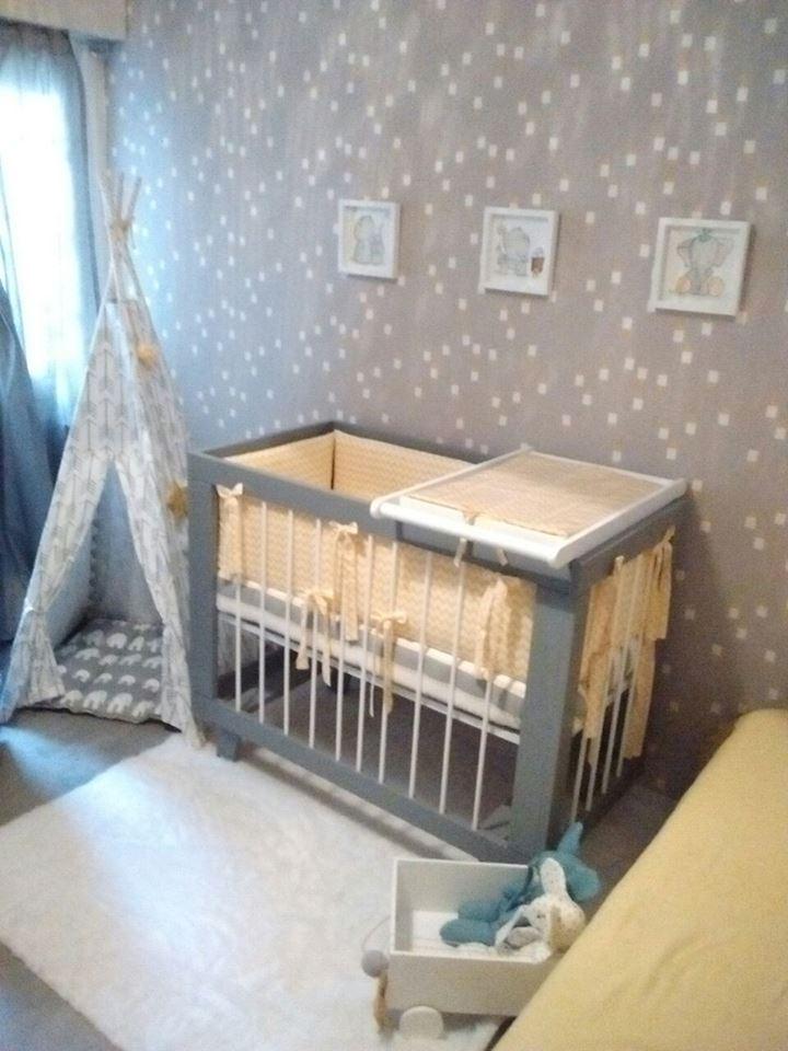 PUNTO ESTILO DECO: Espacios y muebles para tu bebe....