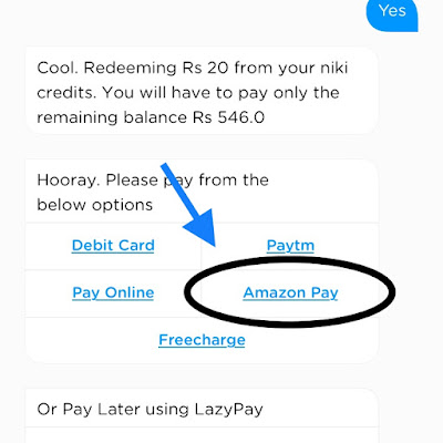 how to use amazon pay