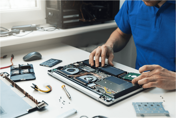How To Fix Laptops Easily?