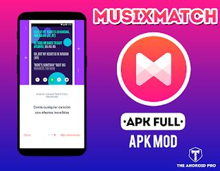 Musixmatch music & lyrics v7.4.5 Final [Pro] [Latest]