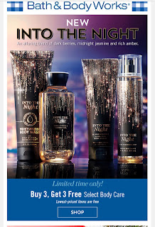 Bath & Body Works | Today's Email- October 31, 2019
