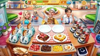 Cooking City v 1.56.5000 MOD APK (Unlimited Money Diamond)