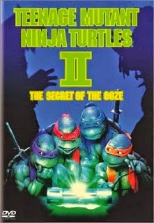 eenage Mutant Ninja Turtles II : The Secret Of The Ooze