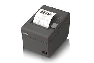 POS Guru Receipt Printer for any POS System, Super Speed Printing with Auto Cutter, Header Space saving and accurate Printing Head with Long Life.
