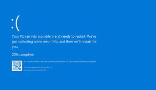 cara backup data laptop blue screen of dead windows 10