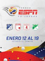 TORNEO ESPN 2020 Colombia