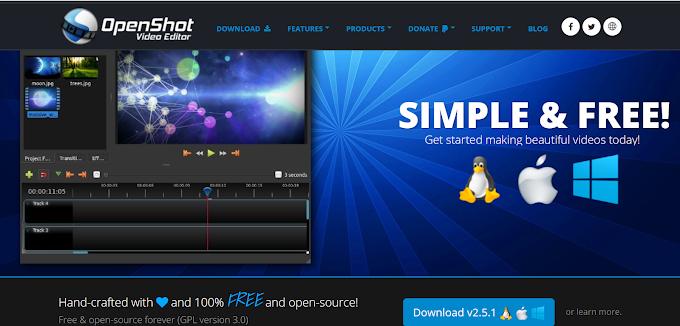 OpenShot Award Winning Free Video Editor: Best For  Teachers and Students