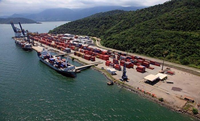 Derrocagem no canal de acesso ao Porto de Itaguaí tem método mais seguro ao meio ambiente