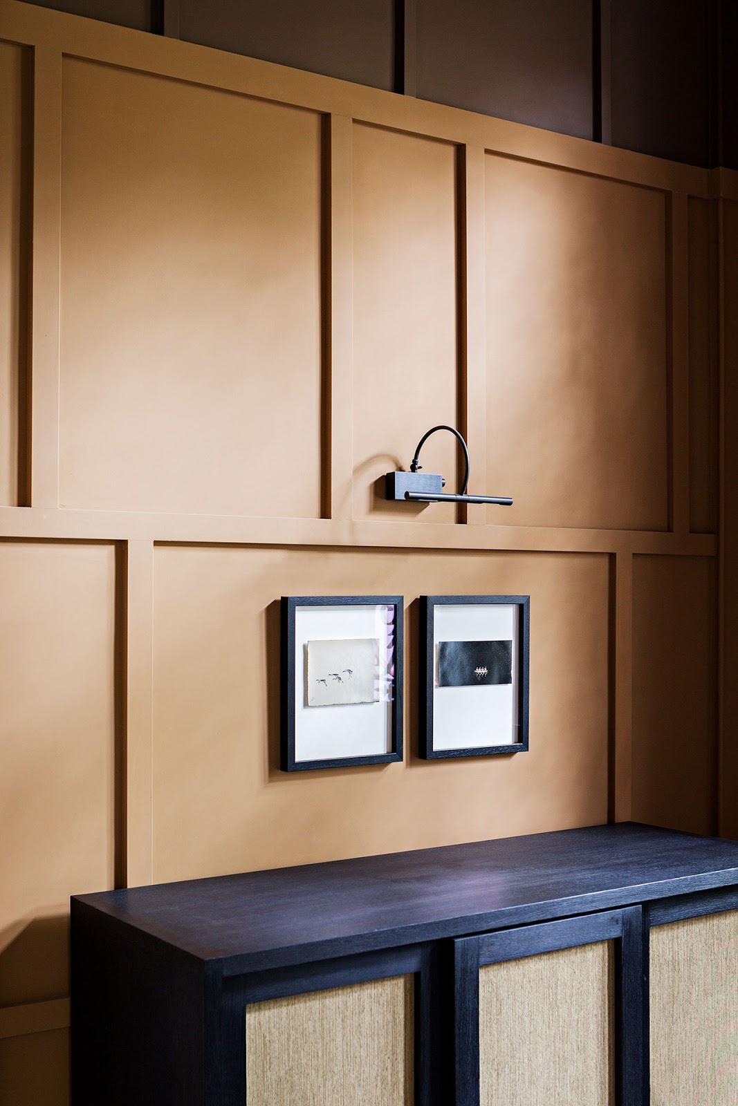 Breathtaking modern interior design in Chateau de Saint Cloud by Tristan Auer