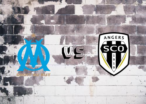 Olympique Marseille vs Angers  Resumen