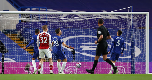 Chelsea vs Arsenal: Three lessons learnt in another pathetic outing