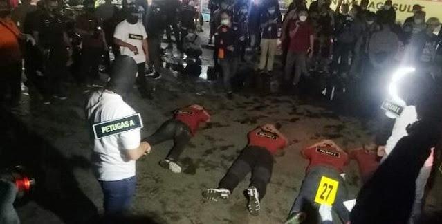 Berbalik Arah, Tadinya 6 Arwah Laskar FPI Tersangka, Sekarang 3 Polisi yang Jadi Tersangka