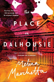 Book Review: The Place on Dalhousie by Melina Marchetta