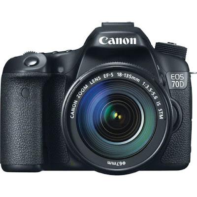 Canon EOS 70 D Camera Price in Nepal