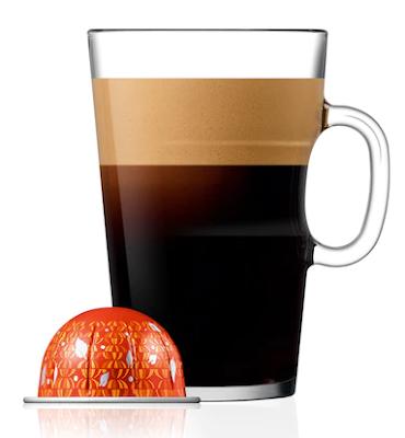 Pumpkin Spice Cake Vertuo Pod