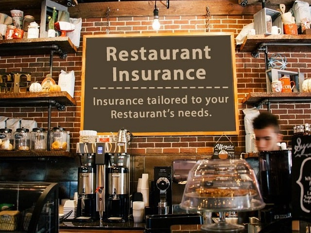 restaurant insurance policy coverage inclusions exclusions