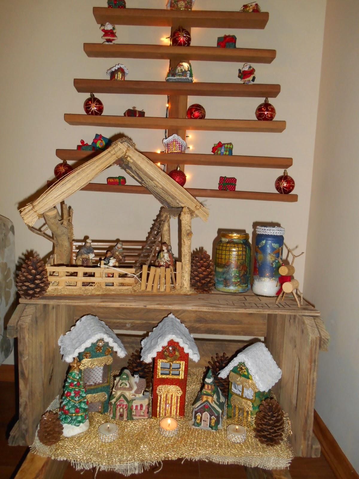 Fuxicando Ideias Segunda Natalina Rvore De Natal De