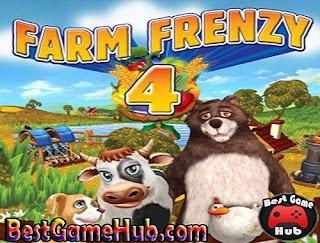 Farm Frenzy 4 PC Game Free Download