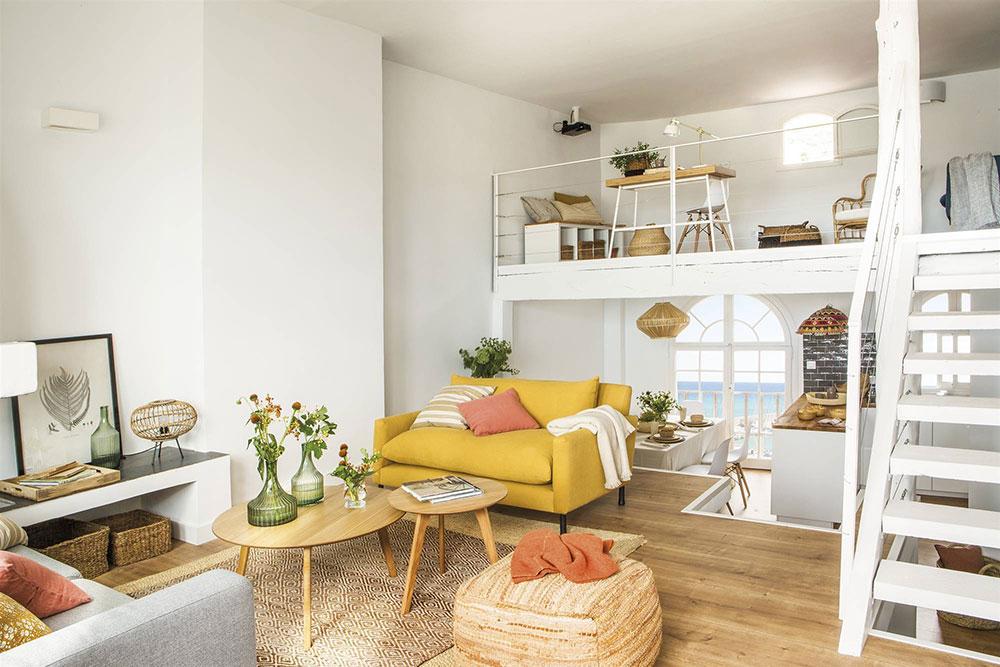Casa vacanze: 75 mq distribuiti su tre livelli