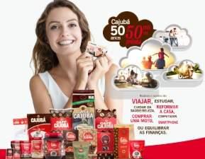 Promoção 50 Anos Café Cajubá