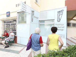 clinica-podologica-novopie-laura-rubio-podologo-malaga-torrox-instalaciones