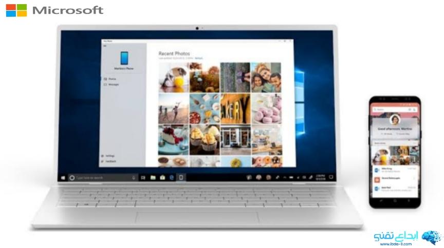 تطبيق Microsoft Phone يتيح للمستخدمين التحكم الكامل في مقاطع الفيديو والموسيقي من اجهزة الكمبيوتر2020-إبداع تقني