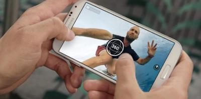 Cara Membuat Foto 360 Seperti di Facebook dan VR Google Map
