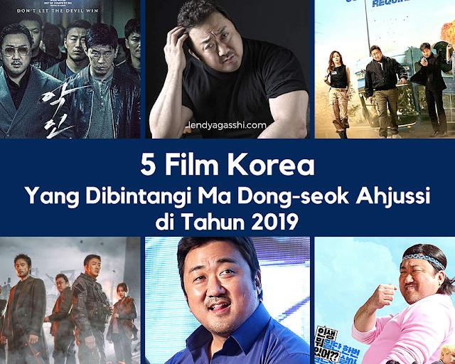 Film Ma Dong-Seok Ahjussi