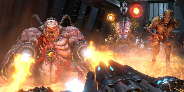 Doom Eternal Review Perfect the Perfect Gunplay