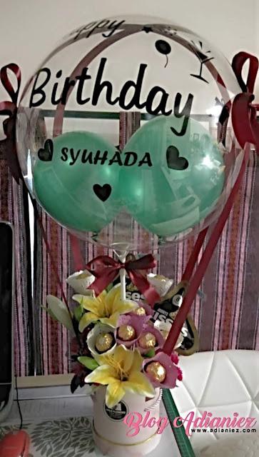 Happy Birthday, Syuhada | Sudah genap 13 tahun...