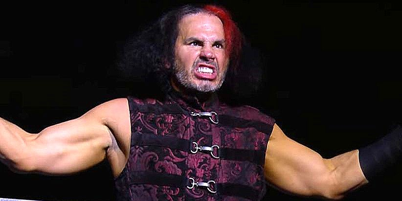 Matt Hardy Announces He's Cleared For Action