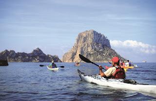 Kayac Ibiza Es Vedrà