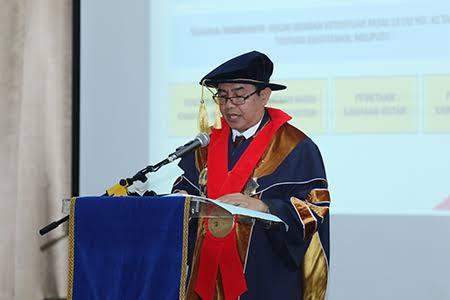Prof Agus Surono Sebut Kerumunan di Maumere Spontan, Tak Ada Unsur Pidana