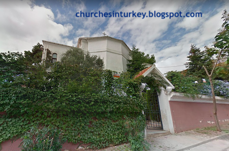 Krikor Lusavoric Armenian Church Kinaliada Istanbul