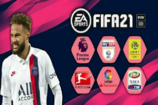 FTS Mod FIFA 2021 Update Transfer & Kits 2021