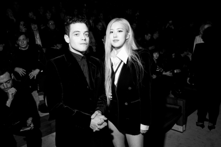 BLACKPINK Rose showed off her luxury style and looks at the Paris Fashion Week!