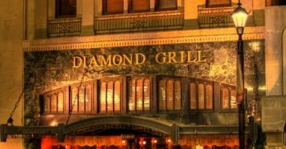 Haunted Diamond Grill in Alexandria, Louisiana