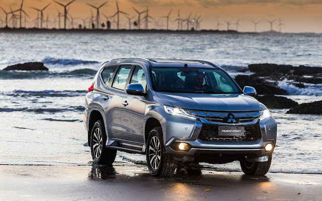 Mitsubishi Motors passa a oferecer as linhas Pajero Sport e Eclipse Cross