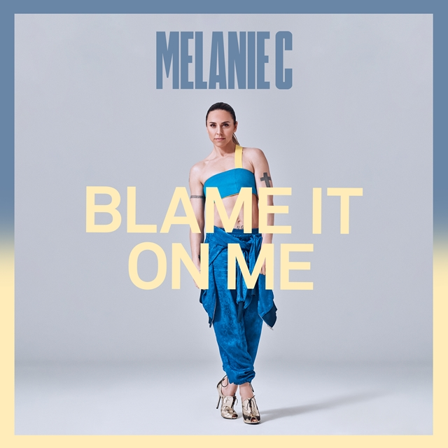 Melanie C, New Single, Blame It On Me, music, entertainment, lifestyle