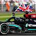 Hamilton supera la colisión con Verstappen para ganar en Gran Bretaña